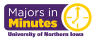 Major in Minutes logo
