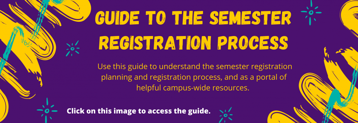 Guide to the Semester Registration Process
